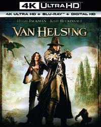 Van Helsing (4K Ultra HD En Blu-Ray)-4K Blu-Ray