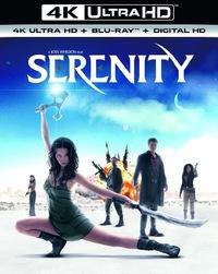 Serenity-4K Blu-Ray