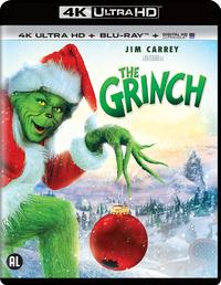 How The Grinch Stole Christmas (4K Ultra HD En Blu-Ray)-4K Blu-Ray