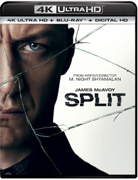 Split-4K Blu-Ray