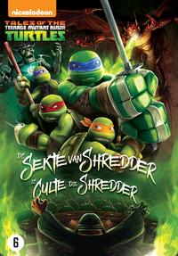Tales Of The Teenage Mutant Ninja Turtles - De Sekte Van Shredder-DVD