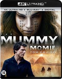 The Mummy (2017)-4K Blu-Ray