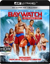 Baywatch-4K Blu-Ray