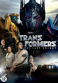 Transformers 5 - The Last Knight-DVD
