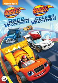 Blaze & The Monster Machine - Race Naar Velocityville-DVD