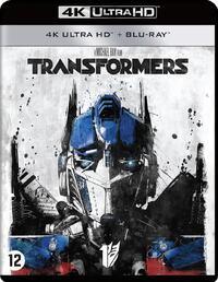 Transformers (4K Ultra HD En Blu-Ray)-4K Blu-Ray