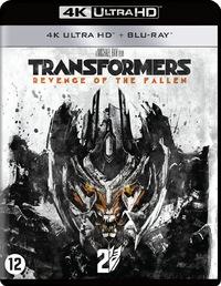 Transformers 2 - Revenge Of The Fallen (4K Ultra HD En Blu-Ray)-4K Blu-Ray