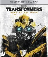 Transformers 3 - Dark Of The Moon (4K Ultra HD En Blu-Ray)-4K Blu-Ray