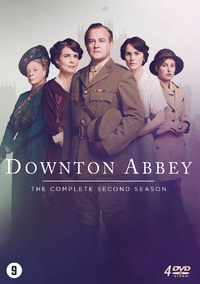Downton Abbey - Seizoen 2-DVD