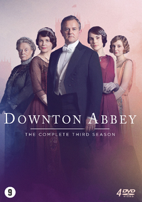 Downton Abbey - Seizoen 3-DVD