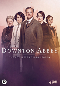 Downton Abbey - Seizoen 4-DVD