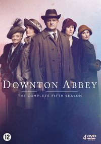 Downton Abbey - Seizoen 5-DVD