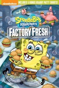 Spongebob - Factory Fresh-DVD