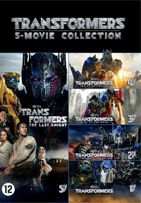 Transformers 1-5-DVD