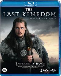 The Last Kingdom - Seizoen 1-Blu-Ray