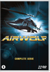 Airwolf - Complete Collection-DVD