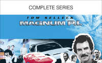 Magnum P.I. - Complete Collection-DVD