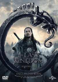 The Last Kingdom - Seizoen 1 - 2-DVD