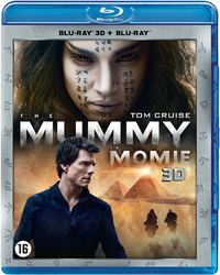 The Mummy (2017) (3D + 2D Blu-Ray)-3D Blu-Ray