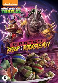 Tales Of The Teenage Mutant Ninja Turtles - Wanted: Bebop & Rocksteady-DVD
