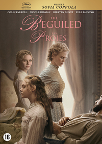 The Beguiled-DVD