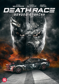 Death Race 4 - Beyond Anarchy-DVD