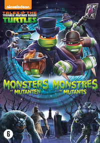 Tales Of The Teenage Mutant Ninja Turtles - Monsters & Mutants-DVD