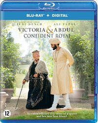 Victoria And Abdul-Blu-Ray