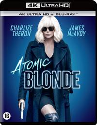 Atomic Blonde (4K Ultra HD En Blu-Ray)-4K Blu-Ray
