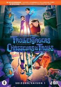 Trollhunters - Seizoen 1-DVD