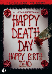 Happy Death Day-DVD