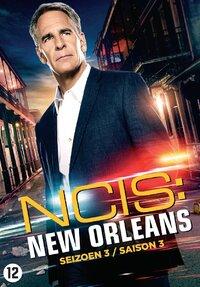 Ncis New Orleans - Seizoen 3-DVD
