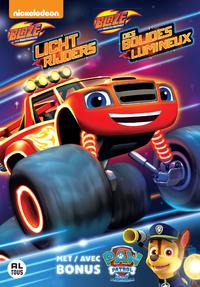 Blaze & The Monster Machine - Lichtrijder-DVD