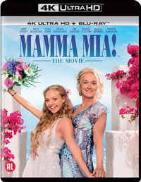 Mamma Mia! The Movie (4K Ultra HD + Blu-Ray)-4K Blu-Ray