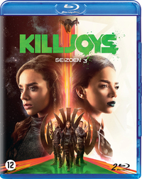 Killjoys - Seizoen 3-Blu-Ray
