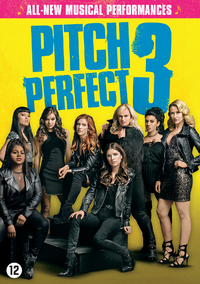 Pitch Perfect 3-DVD