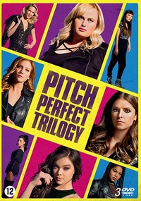 Pitch Perfect 1-3-DVD