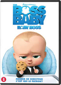 The Boss Baby-DVD