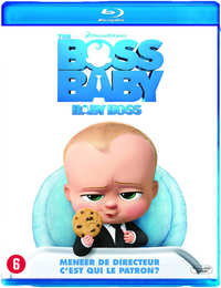 The Boss Baby-Blu-Ray