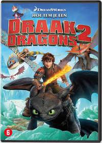 Hoe Tem Je Een Draak 2-DVD