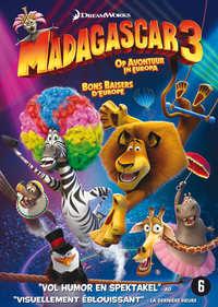 Madagascar 3-DVD