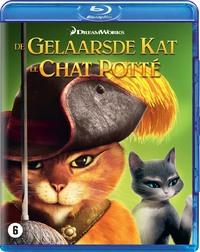 De Gelaarsde Kat-Blu-Ray