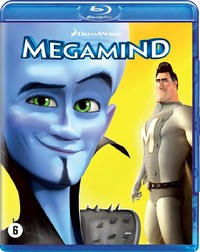 Megamind-Blu-Ray