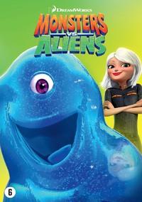 Monsters VS Aliens-DVD