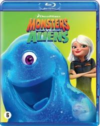 Monsters VS Aliens-Blu-Ray