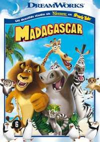 Madagascar-DVD
