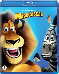 Madagascar-Blu-Ray