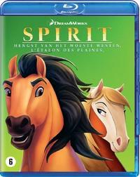 Spirit - Stallion Of Cimarron-Blu-Ray