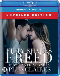 Fifty Shades Freed-Blu-Ray