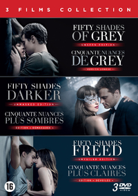 Fifty Shades Trilogy-DVD
